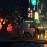 Cyberpunkig trailer för The Last Night