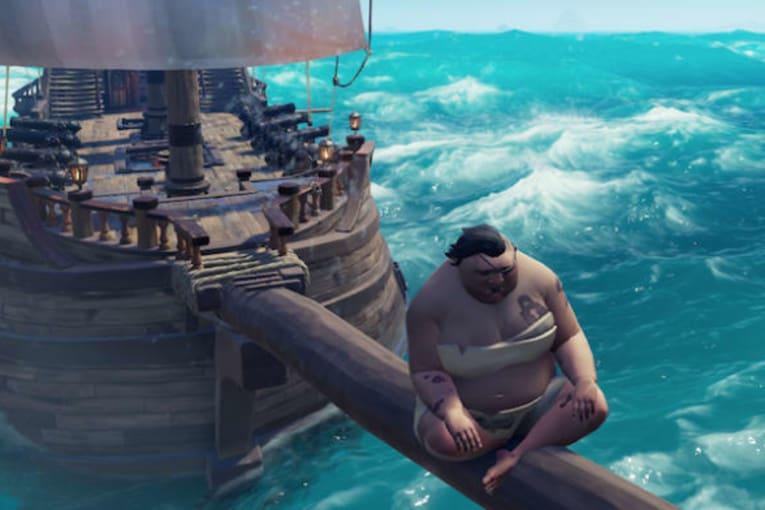FÖRSTA INTRYCKEN: Sea of Thieves