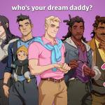 Du får tyvärr vänta lite med att dejta pappor i Dream Daddy