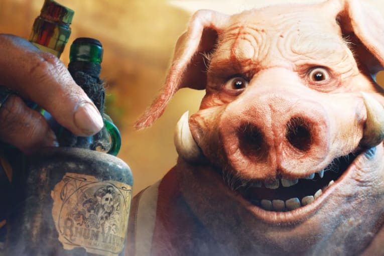 Beyond Good and Evil 2 – Förhandstitt