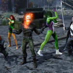 Disney stänger ner Marvel Heroes