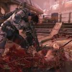 Bild från Gears 5.