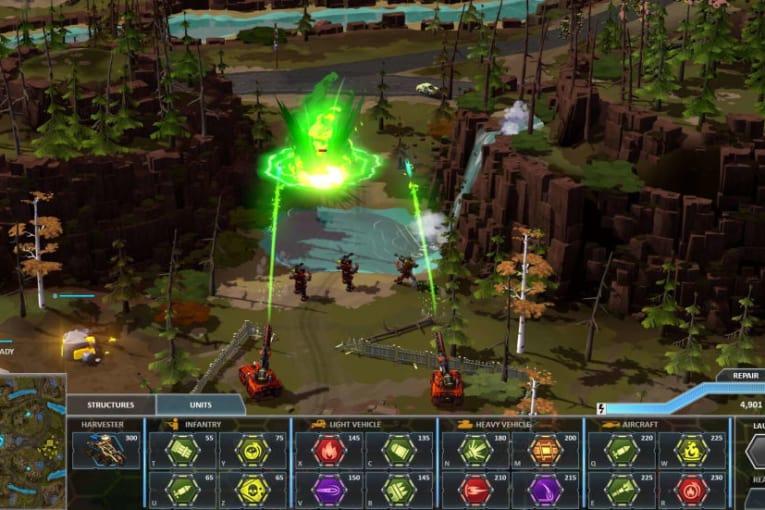 Command & Conquer-veteraner gör nytt innovativt rts