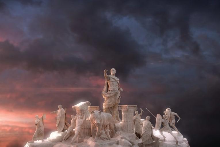 Imperator Rome – På gång