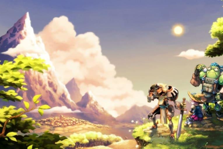 Steamworld Quest – Recension