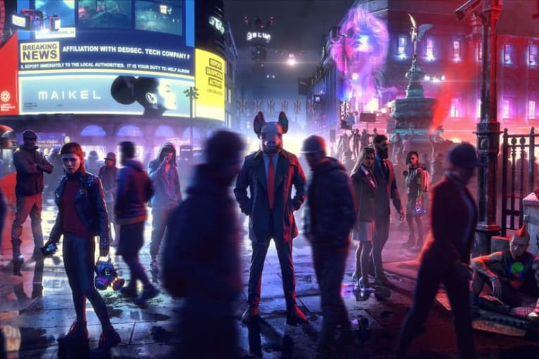 Watch Dogs Legion – På gång