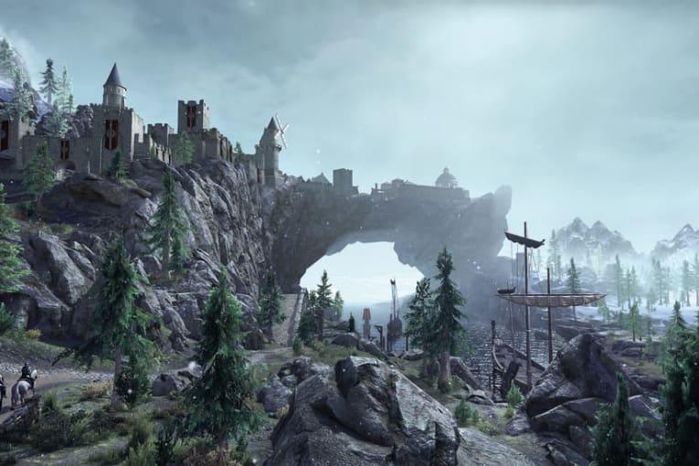 The Elder Scrolls Online: Greymoor – På gång