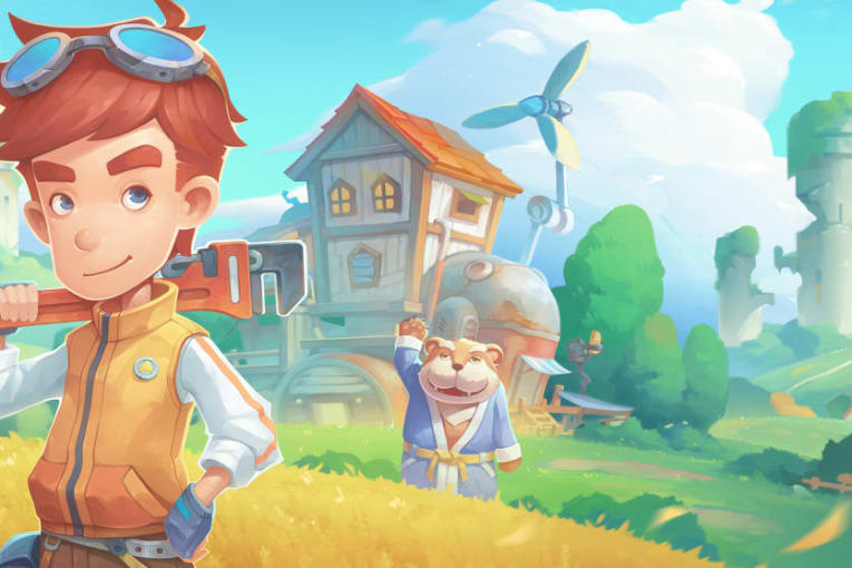 My Time at Portia – Recension