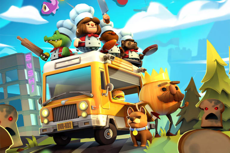 Overcooked 2 – Recension