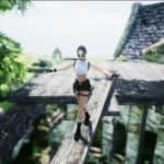 Fira alla hjärtans dag med Lara Croft!