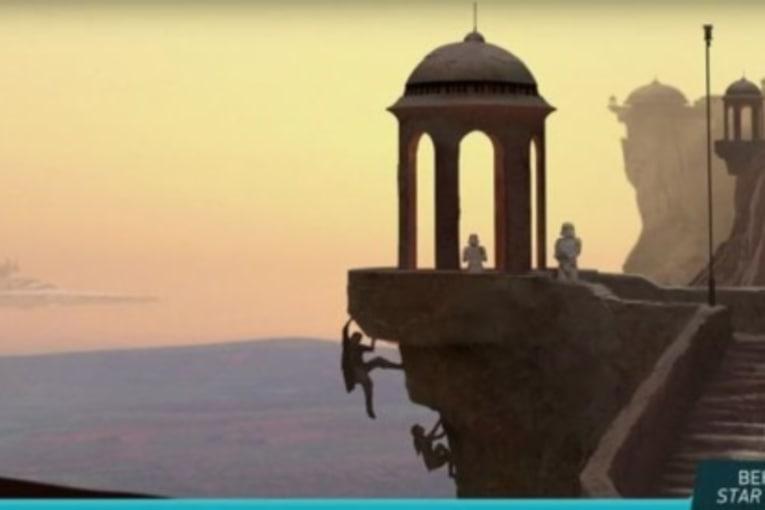 Rykte: EA Vancouvers ambitiösa Star Wars-spel har lagts ner