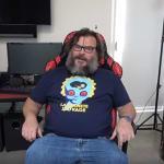 Jack Black har startat sin egna spelfokuserade Youtubekanal!