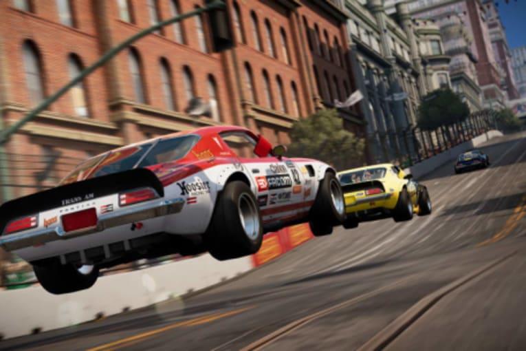 Försenade Grid visar upp sig i ny gameplay-trailer