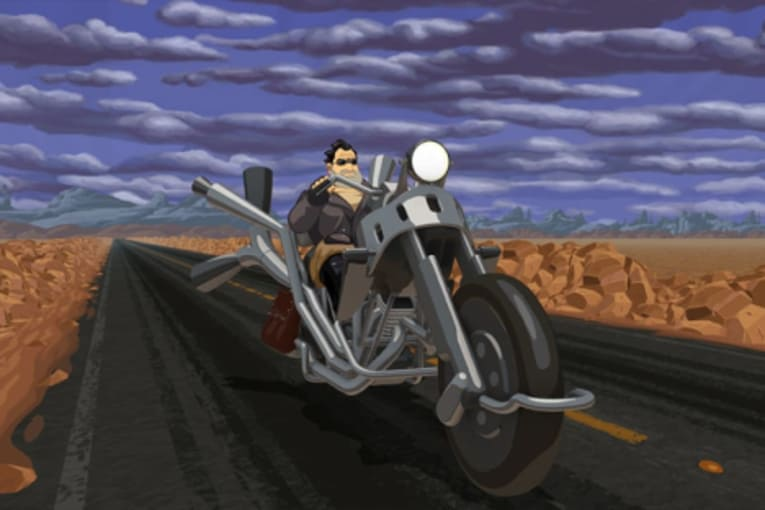 GOG:s vinterrea har börjat, Full Throttle Remastered är gratis!