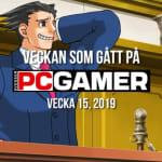 Veckan som gått på PC Gamer (v. 15, 2019)