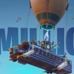 Fortnites Battle Royale-läge har redan spelats av över en miljon spelare