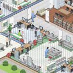 Two Point Hospital får het konkurrens, Project Hospital har släppts på Steam!
