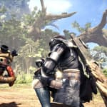 Capcom pratar mer om pc-versionen av Monster Hunter World