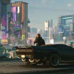 Cyberpunk 2077 är ett förstapersonsrollspel