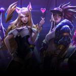 Fiktiv League of Legends-grupp toppar Billboards digitala låtlista