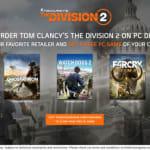 Förboka The Division 2, få ytterligare ett Ubisoft-spel utan extra kostnad