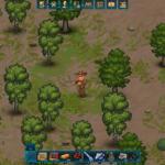 I skymundan: Don't Starve-doftande Cryofall har lanserats via Steam