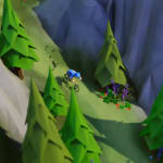 Lonely Mountains: Downhill – Recension