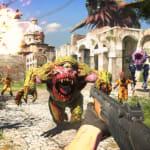 Serious Sam 4 släpps i augusti, kolla in tre nya trailrar
