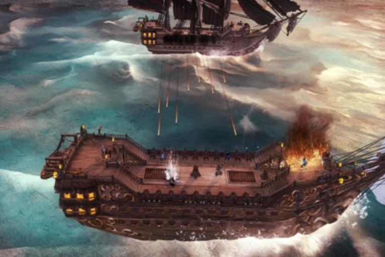 Den första stora uppdateringen till Abandon Ship är här