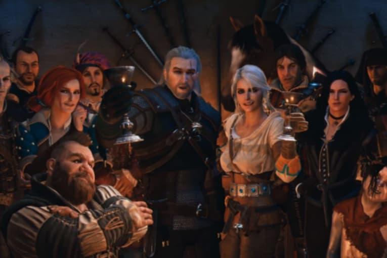 Netflix The Witcher-serie planeras bli åtta episoder lång