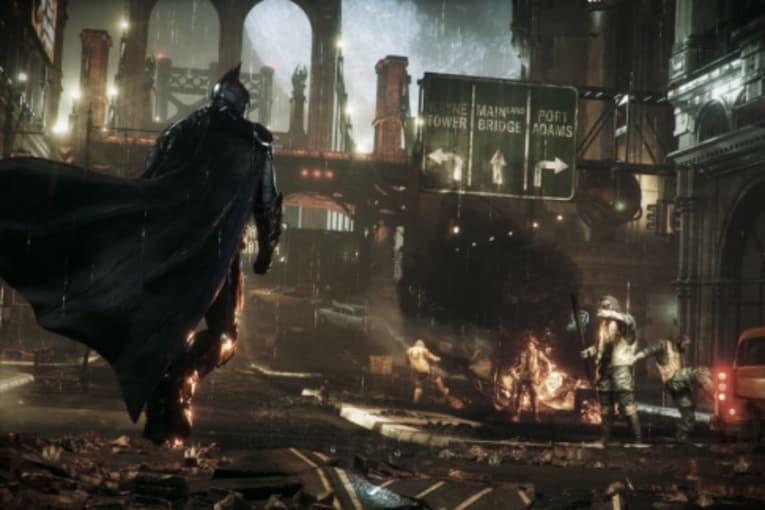 Veckans gratisspel på Epic Games Store är hela sex olika Batman-spel!