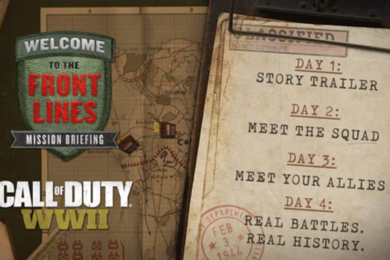 Möt dina allierade i Call of Duty: WWII