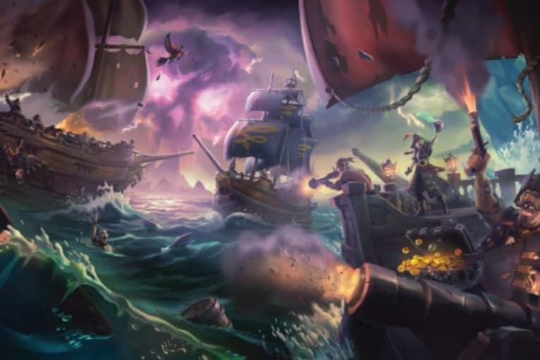 Sea of Thieves är äntligen på väg till Steam
