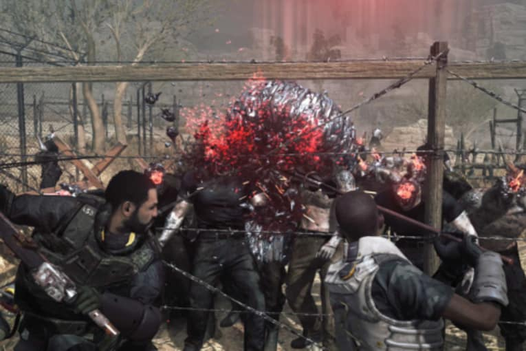 Ny trailer visar co-op i Metal Gear Survive