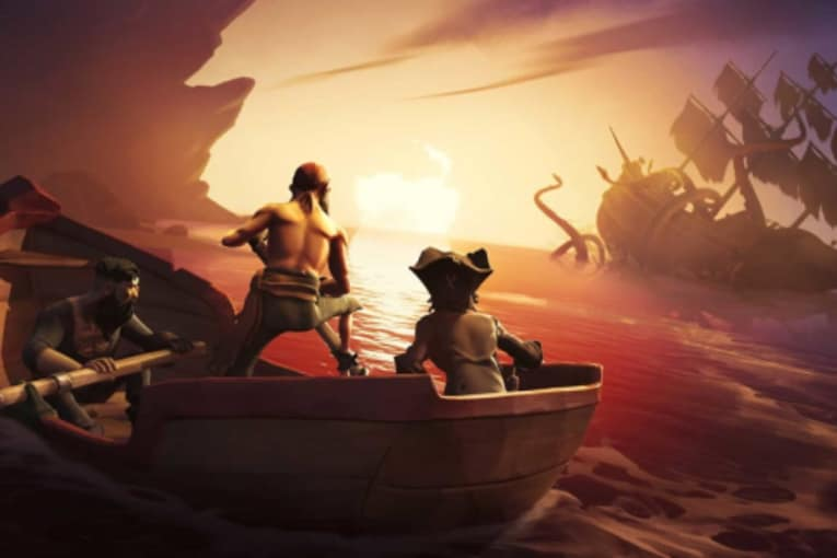 Ny Sea of Thieves-video handlar om miljöerna och den grafiska stilen