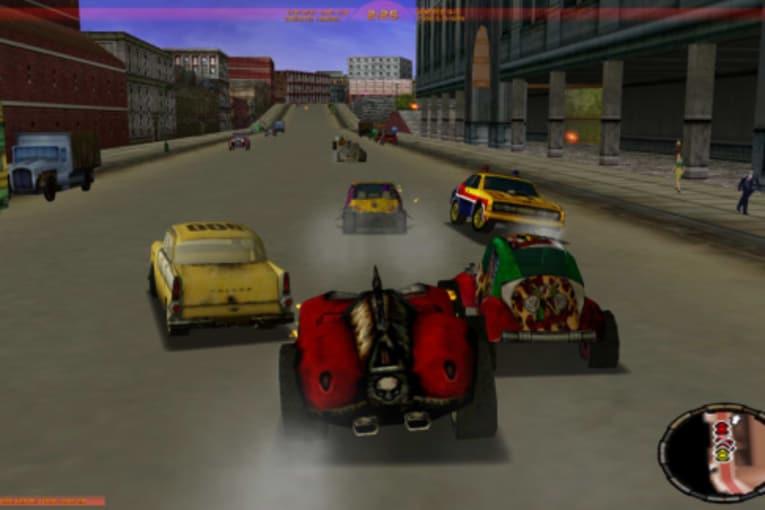 Carmageddon TDR 2000 är gratis via GOG!