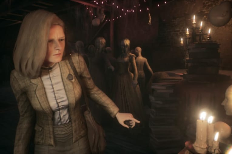 Early access-skräckisen Remothered: Tormented Fathers visar upp sig