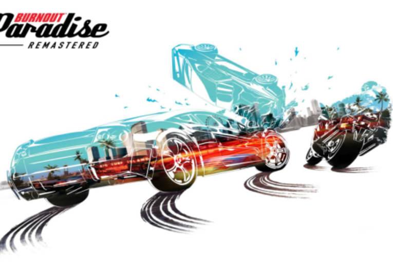 Burnout Paradise Remastered släpps till pc nästa vecka!