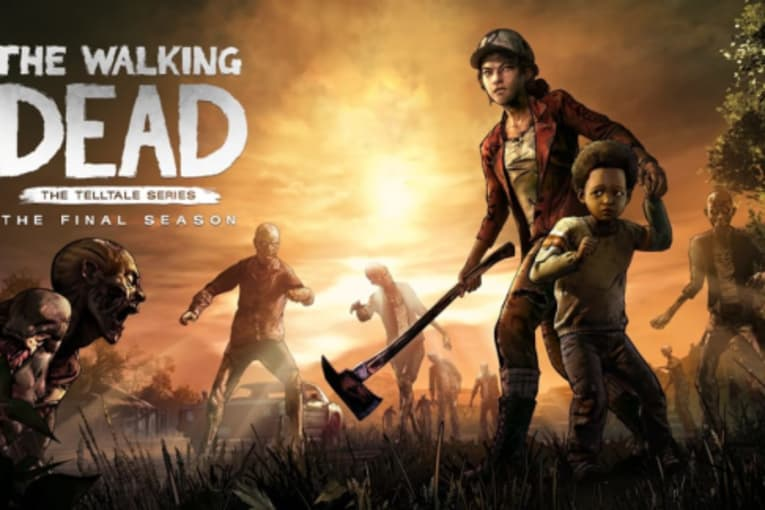 The Walking Dead: The Final Season har börjat, här är alla lanseringsdatumen