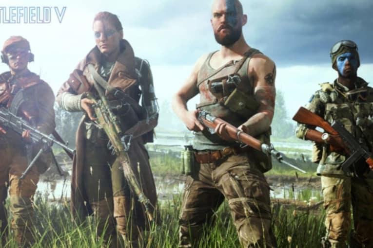 Battlefield V, nu med battle royale!