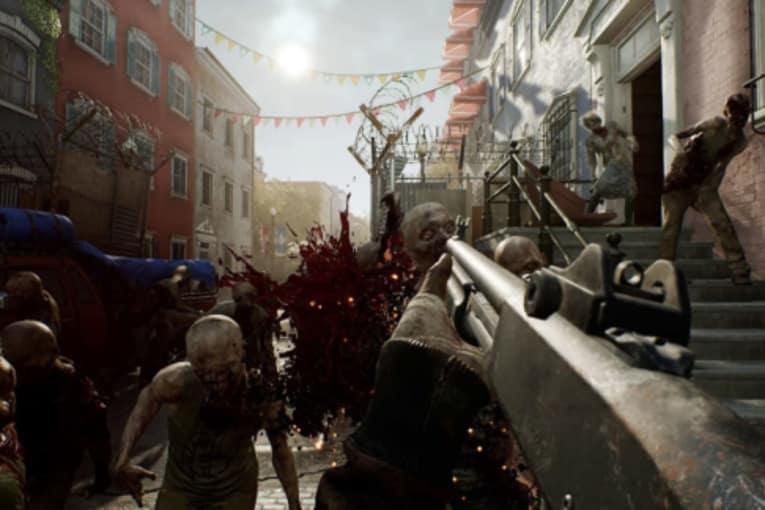 Här är 20 spelminuter från Overkill's The Walking Dead