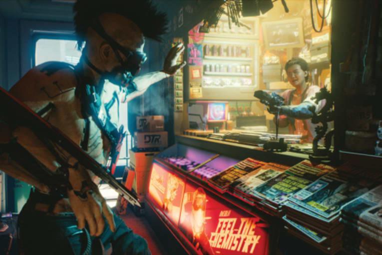 Cyberpunk 2077 – Förhandstitt