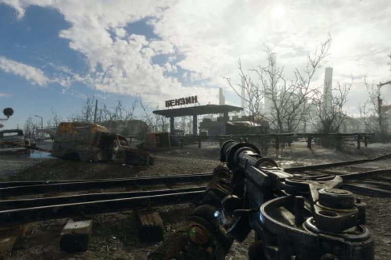 Metro Exodus – Hands on