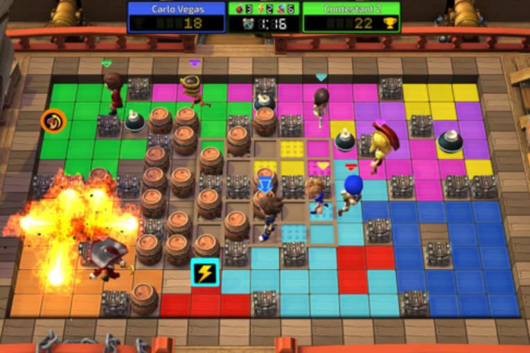 Bomberman-doftande Blast Zone Tournament skänks bort gratis via Steam