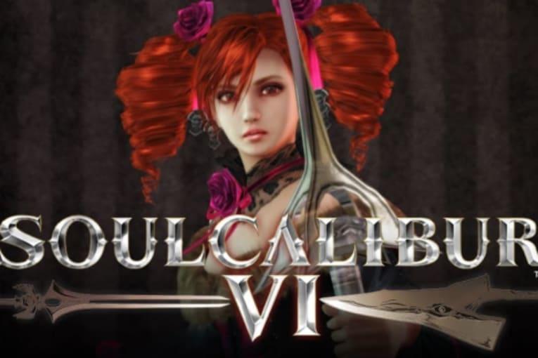 Värjebeväpnade Amy Sorel blir dlc-karaktär till Soulcalibur VI