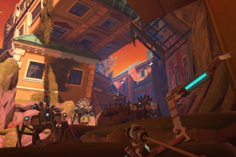 Svenska VR-spelet Apex Construct förväxlas med Apex Legends, storsäljer i Kina