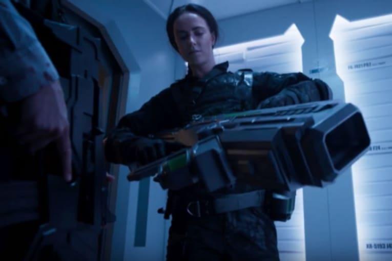 Trailer för den nya Doom-filmen har släppts, Bethesda tar omedelbart avstånd
