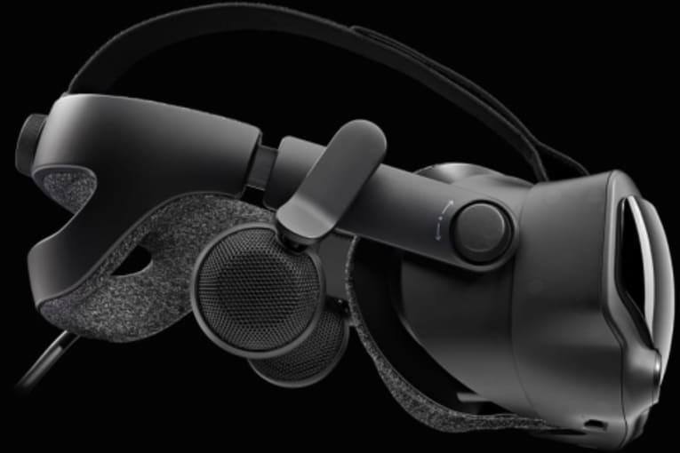 Valves VR-headset Index har presenterats, 120 Hz och 1440 x 1600 pixlar per panel!