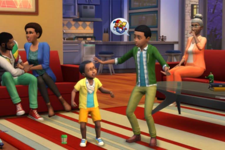 Electronic Arts skänker bort The Sims 4 gratis via Origin just nu