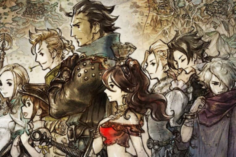 Octopath Traveler – Recension
